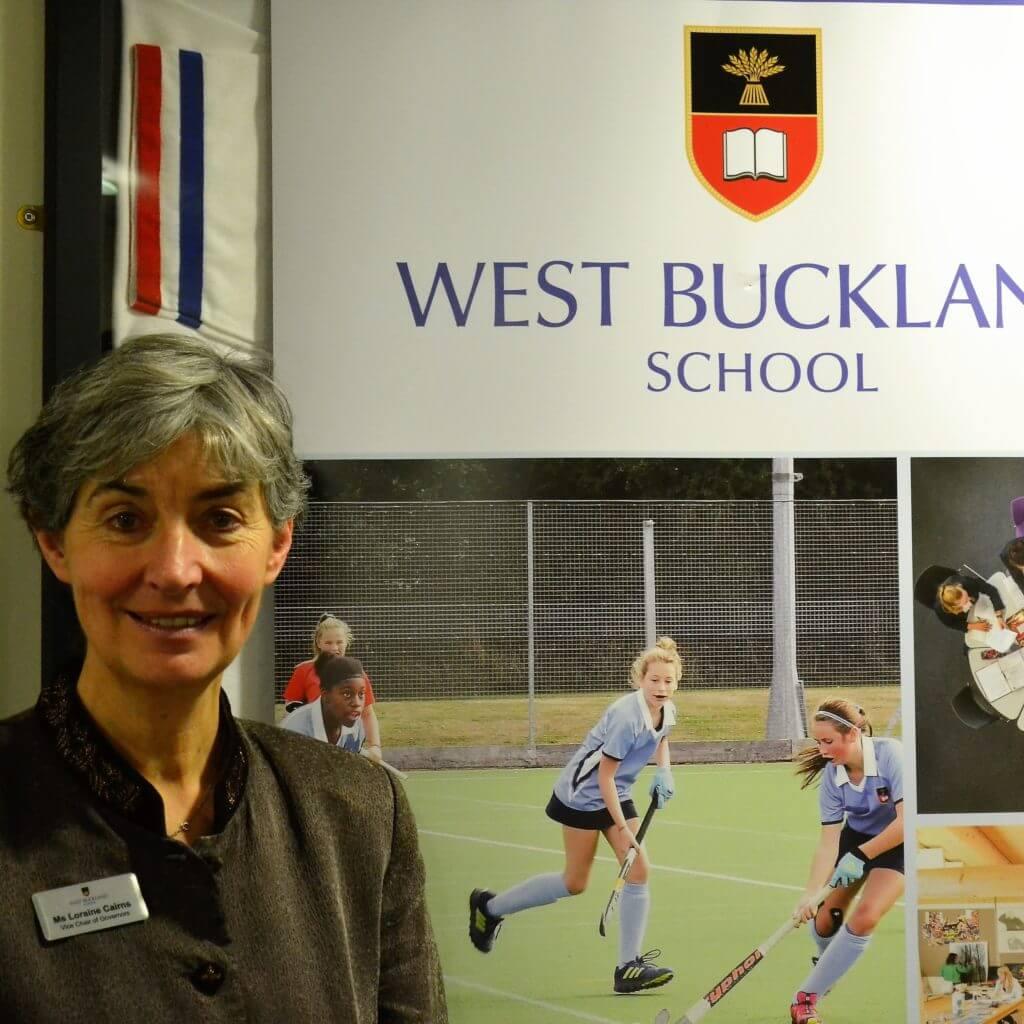 Ms Loraine Cairns BA Joint Hons