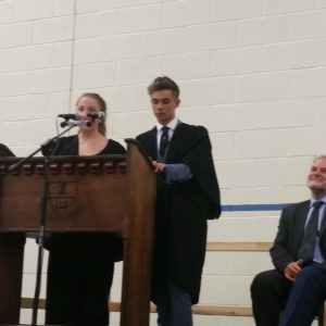 Head of School Speech at Speech Day