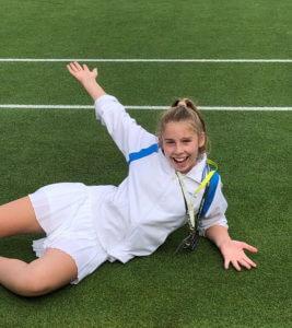 Evie Bishop - Road to Wimbledon 2