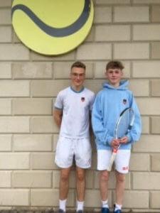 Senior Tennis U15